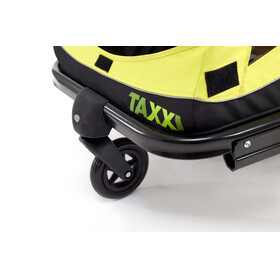 s'cool taXXi Elite - Remolques - for Two verde